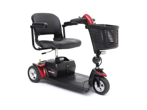 3 Wheel Scooter Rental