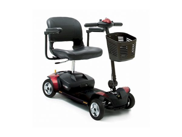 4 Wheel Mobility Scooter Rental