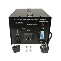 Voltage Transformer 2000 Watts
