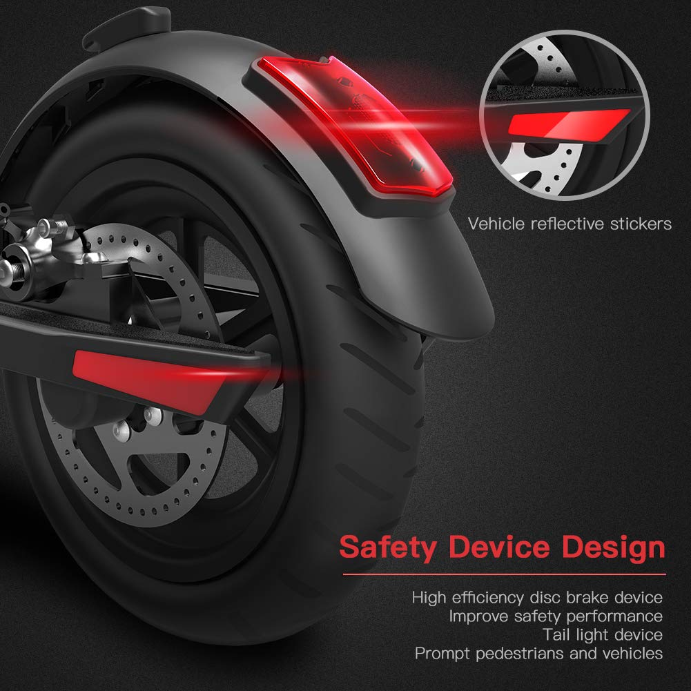 Megawheels S5 Electric Scooter Up To 13 Miles Range And