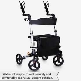 Zinger Ultra-Portable Motorized Lightweight Folding Mobility Power Chair