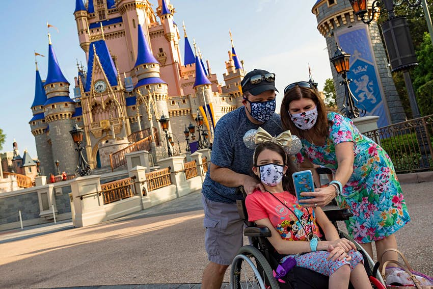 Orlando Disabled Vacation Information