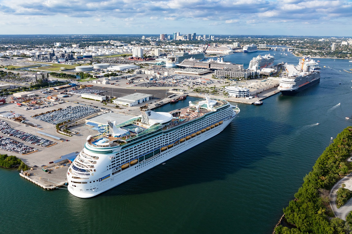 Port Everglades Wheelchair Van Rentals